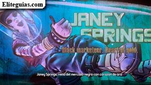 Janey Springs