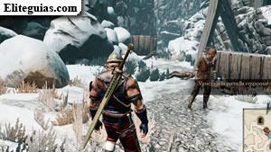 Ayudar a los centinelas elfos