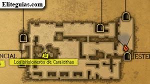 Los prisioneros de Caraldthas