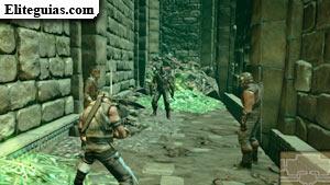 Salvar a los soldados elfos