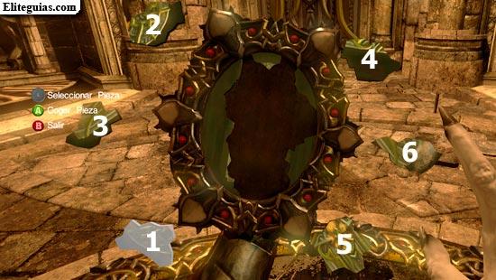 Puzzle del Espejo del Destino