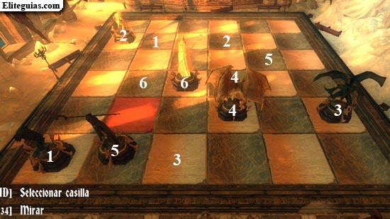 Puzzle del Salón del Castillo