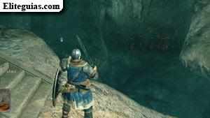 Estatuas cueva secreta
