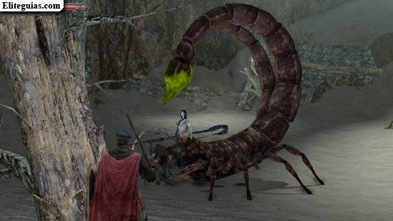 Najka la Escorpión
