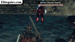 Rachel Espada Rápida