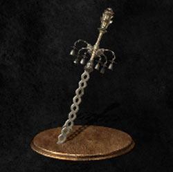 Candelero de clérigo