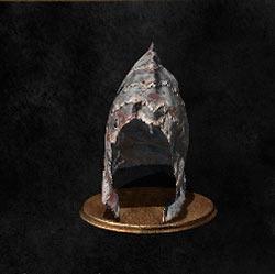 Capucha de guardián de la cripta