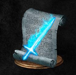 Espada brillante de Farron
