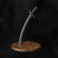 Espada curva de Carthus