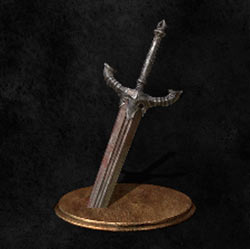 Espada de Caballero Negro