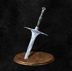 Espada recta de Irithyll