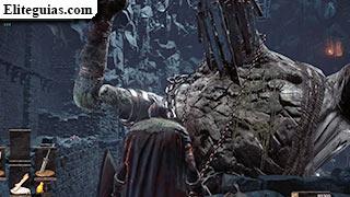Gigante de la Mazmorra de Irithyll