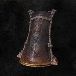 Gran escudo de Yhorm