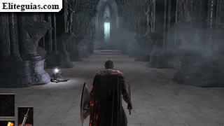 entrada del Templo de la Luna Oscura