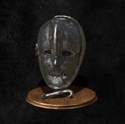 Máscara de exiliado