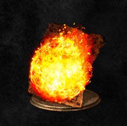 Orbe de fuego