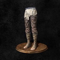 Pantalones de carcelero