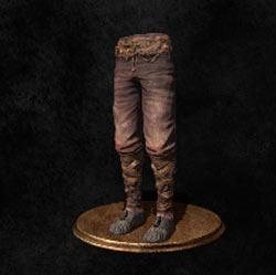 Pantalones de piromántico