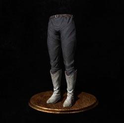 Pantalones de Sombra pálida