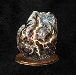 Piedra de torso de dragón centelleante