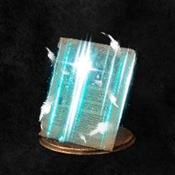 Pilares divinos de luz