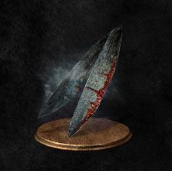Planta espada sangre de lobo