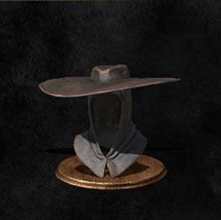 Sombrero de Mano Negra