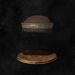 Sombrero de viejo hechicero