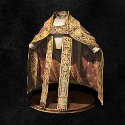 Traje sagrado de archidiácono