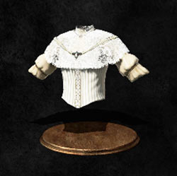 Vestido anticuado
