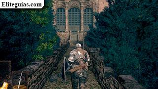 exterior de la Fortaleza de Sen