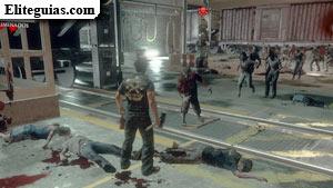 Pala acompañada de zombies