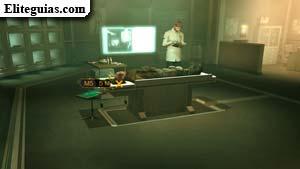 Cadáver morgue