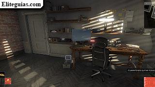Apartamento de Adam Jensen