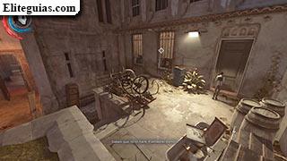 Misión 8: El gran palacio