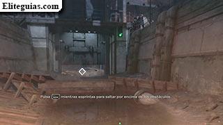 Misión 0 - Recuerdos del entrenamiento