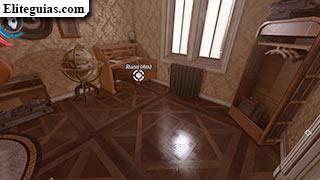 Runa 5 (La mansión mecánica)