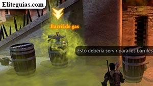 Barril de gas