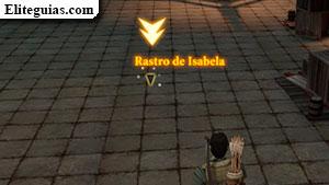Rastro de Isabela