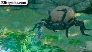 Araña gigantesca