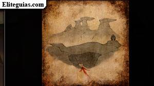 Boceto: la tumba del cañón