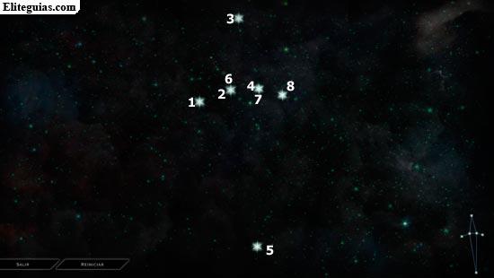 Constelación: Judex