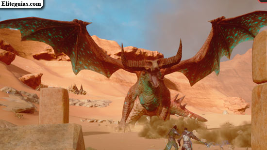 Dragón celestial abisal