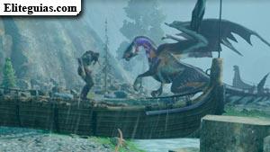 Dragón vs Gigante