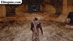 La puerta de la caverna Par'as