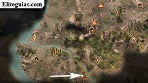 Mapa de Halin'sulahn