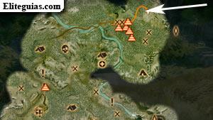 Mapa del Bastión de Elgar'nan