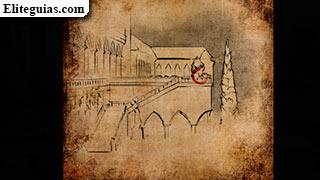 mapa del Palacio de Invierno