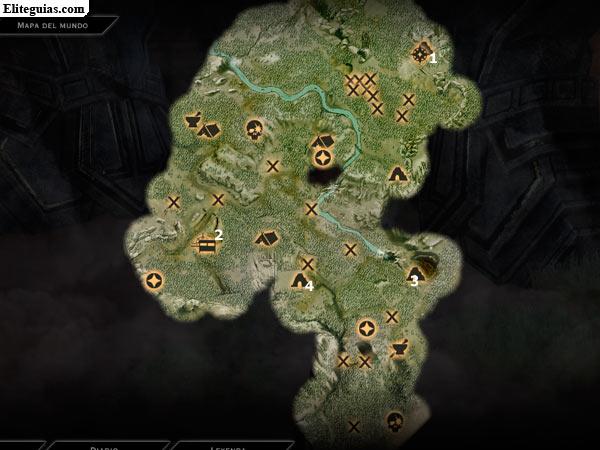 Baños Antiguos Dragon Age:Guía Dragon Age: Inquisition – Mosaicos: Invasión