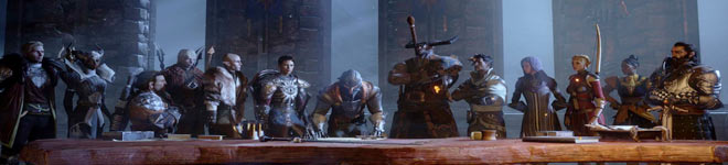 Personajes de Dragon Age: Inquisition